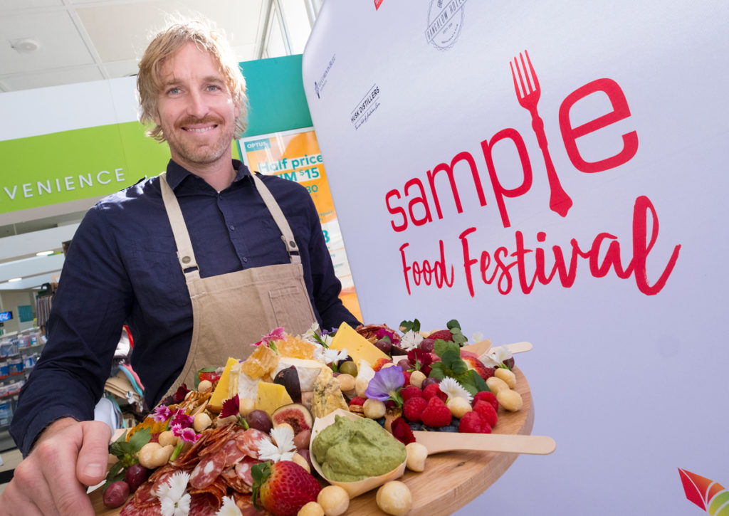 sample food festival 2018